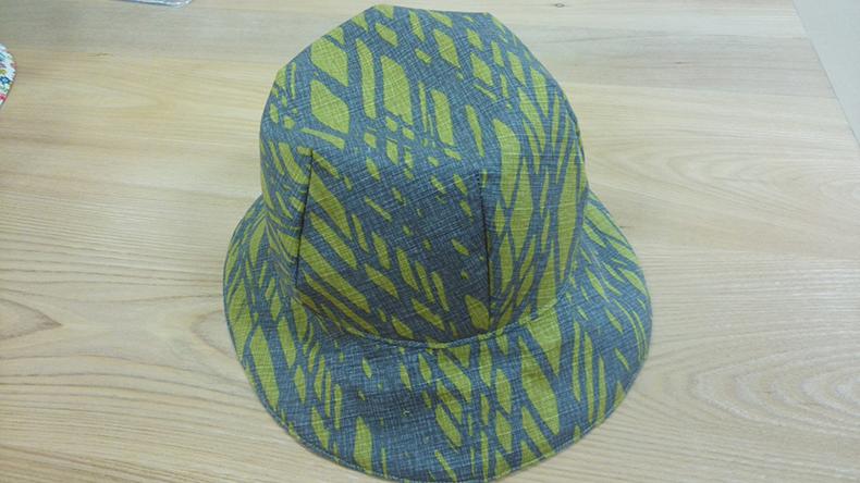 斉藤謠子 帽子