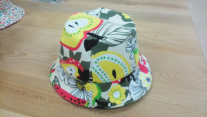Kayo Horaguchi 帽子
