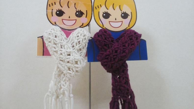 編み物教室