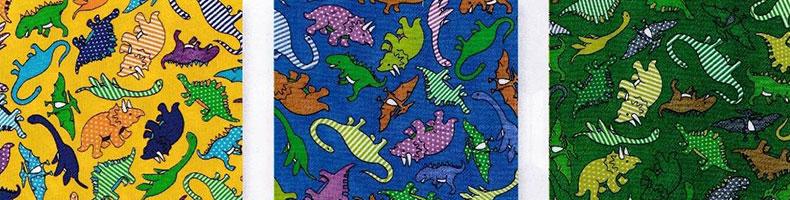 恐竜 生地