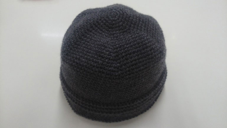 かぎ針 帽子