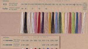 ビーズ専用糸